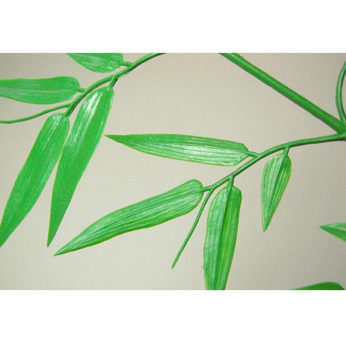 プラスチック笹竹アップ画像